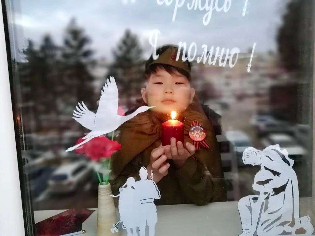 Семья Афанасьевых, г.Нерюнгри